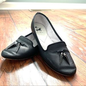 Circus by Sam Edelman Nell Loafers Black 8